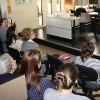 CURITIBA, PR — Uma das oficinas das Rodas Espirituais e Culturais, da LBV, tratou sobre