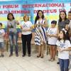 Brasilia, DF —As famílias levaram os pequenos para aprender e ser protagonistas de importantes reflexões sobre temas que fazem a diferença no cotidiano de suas vidas.