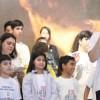 MARINGÁ, PR —A cerimônia marca a passagem dos Soldadinhos de Deus, da LBV, para a Pré-Juventude Legionária e da Pré-Juventude à Juventude Ecumênica da Boa Vontade de Deus. Todos reafirmam seus compromissos com a Religião do Amor Fraterno.