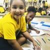 Lauro de Freitas, BA — As atividades alusivas ao 17º Fórum Internacional dos Soldadinhos de Deus, da LBV, já começaram. As crianças conheceram os personagens do evento e usaram a criatividade para pinta-los. :)