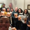 Doctrinal study in the home of Ana Sequeira, in Newark/NJ.