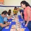 Belo Horizonte, MG – Na foto, o público se inscreve para as Oficinas Temáticas, com as seguintes abordagens:
