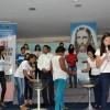 RECIFE, PE —Ideal Ecumênico! Com a leitura do item 14da Carta ao Jovem de Boa Vontade, de autoria do Irmão Paiva Netto, os Jovens Legionários pronunciam o Juramento de Fidelidade.