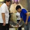 Itaboraí, RJ — A Cerimônia de Batismo Espiritual firma a União consciente das Duas Humanidades, evidenciando a generosidade da Humanidade de Cima, que sempre nos acompanha e nos intui.