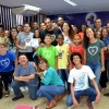 Salvador, BA - Olha só a alegria da juventude legionária na final das Olímpiadas do Espírito 2019.