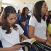 Belo Horizonte, MG — Jovens de todas as idades se preparam para o ponto alto do Fórum: a mensagem fraterna e ecumênica do Irmão Paiva Netto, presidente-pregador da Religião de Deus, do Cristo e do Espírito Santo.