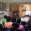 Asunción, Paraguai — Na capital paraguaia, a comunidade legionária se reuniu para assistir à Sessão Solene do 44º Fórum do Jovem Ecumênico da Boa Vontade.