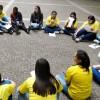 Porto, Portugal — Jovens de todas as idadesse reuniram para mais uma edição do Encontro Literário #EuLeioPaivaNetto.