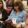 Revista BOA VONTADE, edição 239, é entregue aos participantes do painel temático do Fórum Mundial Espírito e Ciência, da LBV.