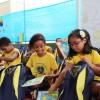 Cuiabá, MT — LBV apoia educação de crianças e adolescentes atendidos com entrega dekits pedagógicos da campanha Criança Nota 10!