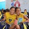 Cuiabá, MT -A LBV acredita que é possível a construção de um mundo melhor por meio da educação. Por isso, a Instituição entregou, por meio da campanha Criança Nota 10!, centenas de Kits de materiais pedagógicos a meninas e meninos atendidos ao longo do ano.