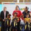 Cuiabá, MT — LBV apoia educação de crianças e adolescentes atendidos com kits pedagógicos.
