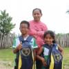 Irauçuba/CE- Francineide Martins dos Santos, uma das famílias contempladas com o kit pedagógico, destacou: