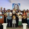 Niterói, RJ –Cristãos do Novo Mandamento de Jesus, Juventude Legionária e Soldadinhos de Deus se reúnem para uma tarde alegre, em família, nas Igrejas Ecumênicas da Religião do Terceiro Milênio.