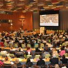 NEW YORK, USA – Main room of the 65th Annual NGO Conference of the United Nations Department of Public Information (DPI), which began on Wednesday, August 27.