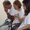 Marília, SP – Famílias reunidas na Religião de Deus, do Cristo e do Espírito Santo para a conquista da Felicidade.