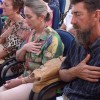 Marília, SP – No exercício da Fé Realizante, os Cristãos do Novo Mandamento de Jesus elevam seus pedidos ao Pai Celestial.