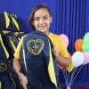 Fortaleza, CE - Mary Anne Lima Tardino, 9 anos, participa do programa Criança: Futuro no Presente!.