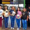 Asunción, Paraguay — Campaña de Entronización del Nuevo Mandamiento de Jesús en los Corazones de Buena Voluntad.