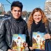 Buenos Aires, Argentina — Campaña de Entronización del Nuevo Mandamiento de Jesús en los Corazones de Buena Voluntad.