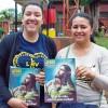 Ciudad del Este, Paraguay — Campaña de Entronización del Nuevo Mandamiento de Jesús en los Corazones de Buena Voluntad.