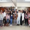 Glorinha, RS — Da região Sul do Brasil, jovens de todas as idades participaram da Oficina de Música Legionária, nas Rodas Espirituais e Culturais, da LBV. Na ocasião, eles criaram melodias para expressar o Novo Mandamento de Jesus:
