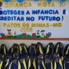 Patos de Minas/MG - Neste ano, mais de 22 mil kits chegarão às mãos de estudantes das escolas da LBV, de meninas e meninos que participam dos programas nos Centros Comunitários de Assistência Social da Instituição e de atendidos por organizações parceiras dela.