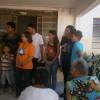 INHUMAS, GO — Jovens de todas as idades participam de ação solidária.