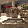 Brasília, DF - Com técnica milenar de confecção de cerâmica, o artista japonês Honjo Masayuki, nascido em Kagoshima, no Japão, apresenta a mistura de matérias-primas, óxidos e altas temperaturas.