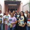 Asuncion, Paraguay —Existen también las visitas a los hogares de abuelos y abuelas, orfanatos y hospitales en alianza con el Departamento de Asistencia Espiritual (DAE) de la Religión del Tercer Milenio.