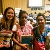 Nova York, EUA – Membros da Rede de Jovens Indígenas da América Latina e Caribe (ONG) presentes no evento.