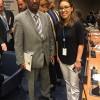 Nova York, EUA — Dr. Ing Seleshi Beleke, Ministro da Água, Irrigação e Eletricidade da Etiópia.