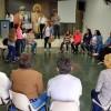 Poços de Caldas,MG – Além do estudo do Evangelho-Apocalipse de Jesus, o Encontro também contou com atividades recreativas, dinâmicas,Músicas Legionárias e outras apresentações culturais.