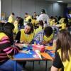 Porto, Portugal — Oficinas sobre a Cidadania Ecumênico durante o 17º Fórum Internacional dos Soldadinhos de Deus, da LBV.