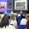 PORTO, PORTUGAL —Sessão solene com o educador Paiva Netto encerra com chave de ouro a abertura da 16ª edição do Fórum Internacional dos Soldadinhos de Deus, da LBV.