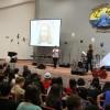 Brasília, DF — Após a abertura do evento, a Juventude Legionária participou do Momento