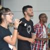 Rio de Janeiro, Brazilo — Spiritualaj kaj Kulturaj Rondoj – evento okazigata en brazilaj regionoj, kun laŭtemaj metiejoj kaj kun la Internacia Muzik-Festivalo.