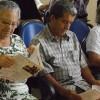 GOIÂNIA, GO — Coroando o estudo doEncontro Anual das Igrejas Familiares, foi realizado a leitura da revista