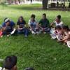 Bolivio — Literatura Renkontiĝo #MiLegasPaivaNetto, kiu okazas ĉe foiroj kaj ekspozicioj, por debati la verkojn de la gvidanto de la Legia Junularo, José de Paiva Netto, kiuj pliampleksigas la Mesaĝon de Jesuo trans religion, influante ĉiujn kampojn de la homa vivo.