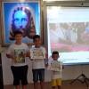 SANTOS, SP — Soldadinhos de Deus, da LBV, registram com alegria sua participação na 16ª edição do evento.