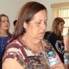 Santos, SP – Cristã do Novo Mandamento de Jesus participa do Momento Ecumênico de Prece, que fez parte da programação do evento.