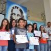 Belo Horizonte/MG - Na Cerimônia Ecumênica de Batismo Espiritual, os participantes receberam o certificado de ingresso na Pré-Juventude e na Juventude Legionária.