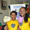 Recife, PE —Os Soldadinhos de Deus Luana e Priscila participam de mais um fórum. O evento internacional, criado pelo educador Paiva Netto, temo objetivo de promover o protagonismo infantojuvenil.