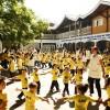 Nos dias atuais, a Supercreche Jesus atende centenas de crianças, vivenciando a Pedagogia do Afeto.