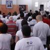 Nova Iguaçu, RJ–Cristãos do Novo Mandamento de Jesus participam do encontro e compreendem a importância de respeitar as diferenças para alcançar a felicidade em família.