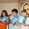 Curitiba, PR — Os Soldadinhos de Deus, da LBV, apresentaram o Tratado do Espiritualmente Revolucionário Novo Mandamento de Jesus.