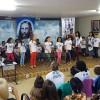 """Goiânia, GO – O14º Fórum Internacional dos Soldadinhos de Deus, da LBV, promove atividades em torno de seu tema,""""As crianças e a construção da Paz, pelo fim da violência!""""."""