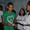 SALVADOR, BA — Crianças e jovens reafirmam seus compromissos com Religião do Amor Fraterno.