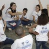 Rio de Janeiro, RJ —Nas ações da Religião do Amor Fraterno, meninas e meninos aprendem, com linguagem adequada às suas faixas etárias, os ensinamentos de Jesus, o Pedagogo Celeste.