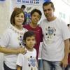 Fortaleza,CE —Família Legionária acompanha mensagem fraterna do diretor-presidente da LBV, José de Paiva Netto.